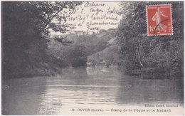 38. RIVES. Etang De La Poype Et Le Mollard. 9 - Francia