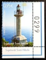 2019 Lighthouses, Montenegro, MNH - Montenegro