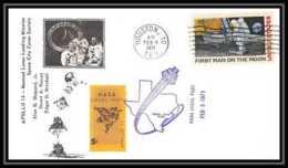 11615/ Espace (space) Lettre (cover) 5/2/1971 Apollo 14 Manned Lunard Landing Mission Nasa Local Post USA - Briefe U. Dokumente