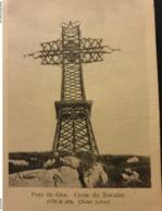 Croix Du Reculet, Thoiry (Ain 01), Cliché Jolivet - Sonstige Gemeinden