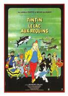 Tintin Et Le Lac Aux Requins - Comics