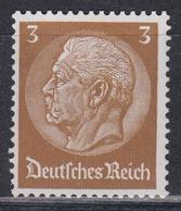 DEUTSCHES REICH 1933 - Michel 482 SAUBER POSTFRISCH MNH** - Nuovi