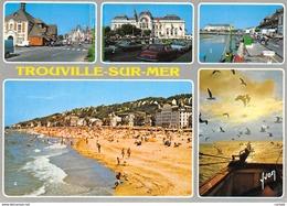 14-TROUVILLE SUR MER-N°3730-A/0113 - Trouville