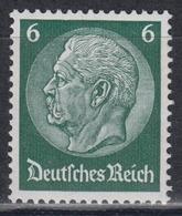 DEUTSCHES REICH 1933 - Michel 484 SAUBER POSTFRISCH MNH** - Ongebruikt