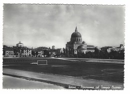 2056 - UDINE PANORAMA COL TEMPIO OSSARIO 1950 CIRCA - Udine