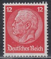 DEUTSCHES REICH 1933 - Michel 487 SAUBER POSTFRISCH MNH** - Ongebruikt