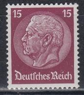 DEUTSCHES REICH 1933 - Michel 488 SAUBER POSTFRISCH MNH** - Nuovi