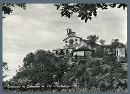 °°° Cartolina - Santuario Di Belmonte Valperga Viaggiata °°° - Churches
