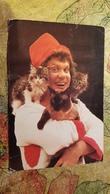 SOVIET CIRCUS. 1990s. Clown Russian Circus Legend Yuri Kuklachev With Cats - Circus