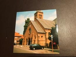 Oostende Ostende - Stene - St Catharina Kerk - Lieux