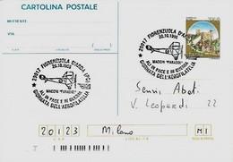 Fiorenzuola D'Adda 20-10-1996 ALI IN PACE E IN GUERRA - GIORNATA DELL'AEROFILATELIA - - Esposizioni Filateliche