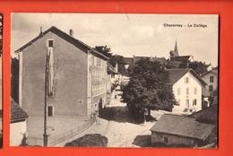 KAP-27  Chavornay Le Collège Steiner 3847. Circulé En 1920 - VD Vaud