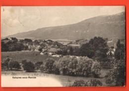 KAP-28 Valeyres-sous-Rances, Cachet 1909. Dériaz 1054 - VD Vaud