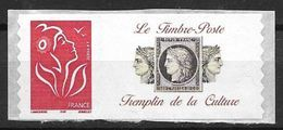 France 2005 Timbre Adhésif Neuf** Avec Vignette N° 3802A Cote 9 Euros - France