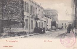 Cartolina - Portomaggiore, Ferrara. - Ferrara
