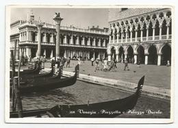 Venezia 1963, - Piazzella E Palazzo Ducale. - Ercolano