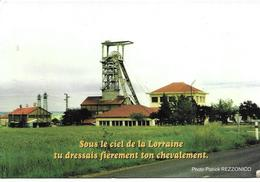Mainville - Mine De Mairy - France
