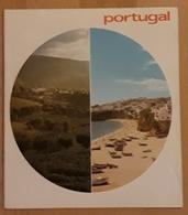 1980 PORTUGAL PAIS DE VACACIONES. - Folletos Turísticos