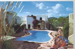 AK-23518   - Paquera Mallorca- Villa Columbus -  Autogramm A. Rs. - Mallorca