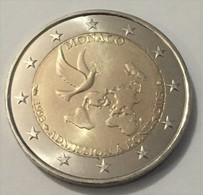 .2€  MONACO 2013  Commomerative L'annivesaire De L'Admission à L'ONU //// UNC NEUF - Monaco