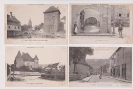 ARBOIS  4 Cpa Arcades Animées, Faramand, Gloriette, Presbytère  008 - Arbois