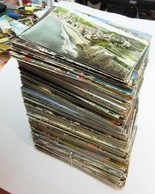 LOT De  400 Cartes Des Communes De La SEINE MARITIME  15 X 10 - France