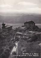 REPUBBLICA DI SAN MARINO PALAZZO DEL GOVERNO E FIUME MARECCHIA 1956 - San Marino