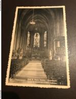 Torhout - THOUROUT : Kerk St. Pieters Banden - Binnenzicht - Uitg. Firma Becelaere - Torhout