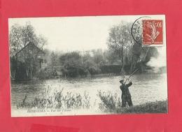 CPA -  Rethondes  - Vue Sur L'Aisne  -  Chasse , Chasseur , Chasseurs - Rethondes