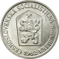Monnaie, Tchécoslovaquie, 5 Haleru, 1962, SUP, Aluminium, KM:53 - Tchécoslovaquie