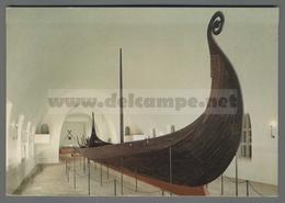 V9656 NORWAY OSLO THE VIKING SHIP MUSEUM BOAT VG - Norvegia