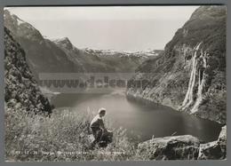 V9661 NORWAY GEIRANGERFIORDEN VG - Norvegia