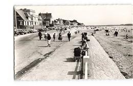 80 Le Crotoy Plage Esplanade Cachet 1959 CPSM PF - Le Crotoy