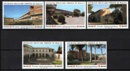 SMOM - 1996 - OSPEDALE SAN GIOVANNI BATTISTA CON IL CASTELLO DELLA MAGLIANA A ROMA - MNH - Sovrano Militare Ordine Di Malta