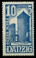 DANZIG 1936 Nr 262 Postfrisch X88D0A6 - Dantzig