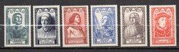 1946 --tps N° 765 / 770 ( 6 Valeurs)--personnages Célèbres--NEUF** ..cote  13€.....................à Saisir - Frankreich