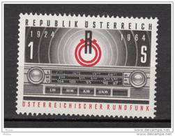 Autriche, Austria, MNH, Télécom, Radio, Automobile, Car, Voiture - Telekom