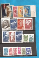 R-4  RUSIJA RUSSLAND URSS FUER SAMMLUNG INTERESSANT  GUTE QUALITET  MNH - 1923-1991 USSR