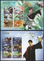 Taiwan 2004 - Mi-Nr. Block 104-105 ** - MNH - Harry Potter - Ungebraucht