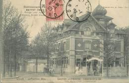 """/ CPA FRANCE 59 """"Lille, La Pavillon Bleu"""" - Lille"""