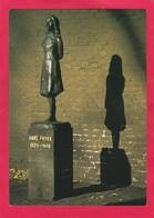 Modern Post Card Of Statue Of Anne Frank,Amsterdam,Noord-Holland, Netherlands,D32. - Amsterdam