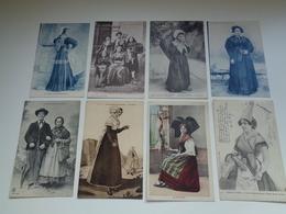 Beau Lot De 20 Cartes Postales De France  Folklore     Mooi Lot Van 20 Postkaarten Van Frankrijk Folklore - 20 Scans - Postkaarten