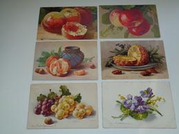 Beau Lot De 10 Cartes Postales De Fantaisie Illustrateur Catharina Klein  Mooi Lot Van 10 Postkaarten Van Fantasie Klein - 5 - 99 Cartes