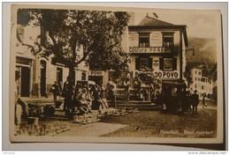 Funchal.Boot Market .Photo 1933 - Madeira
