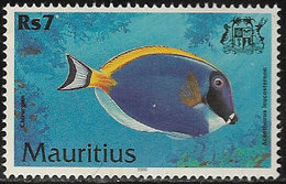 Mauritius SG1038 2000 Fish 7r Unmounted Mint [40/32925/1D] - Mauritius (1968-...)