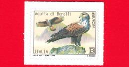 Nuovo - MNH - ITALIA - 2019 - Europa 2019 - Uccelli - Bird - Aquila Di Bonelli – B - 6. 1946-.. Repubblica