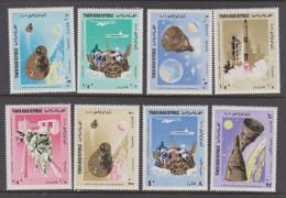 Yemen  1969 Flights Gemini 6.7, Mint Hinged - Yemen