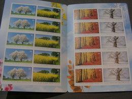 Jahreszeiten  , Unter Postpreis - BRD