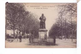24 PERIGUEUX Statue De Fenelon Allee De Tourny - Périgueux