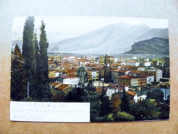 Post Card Carte Karte Austria Mountains Berge Montagnes Riva Sul Garda - Briefe U. Dokumente